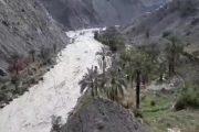 270 سیل زده روستای « تومان احمد » بشاگرد در معرض خطر مرگ / برخی از ساکنان روستا از خرما و برگ درختان نخل برای زنده ماندن تغذیه می کنند