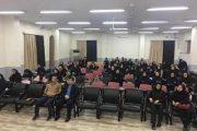 برگزاری طرح آموزش خانواده در مدارس شهدای طلاییه عین ۲ و موعود