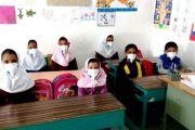 مدارس اصفهان برای مقابله با ویروس کرونا ضد عفونی شد