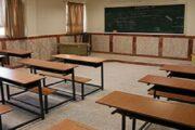 تعطیلی مدارس شعب اخذ رای در غرب گلستان