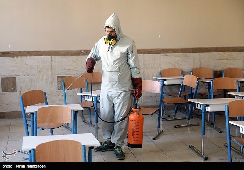 رعایت شیوهنامههای بهداشتی در بیش از 85 درصد مدارس گلستان/ فعالیت 14 تیم نظارتی در مدارس