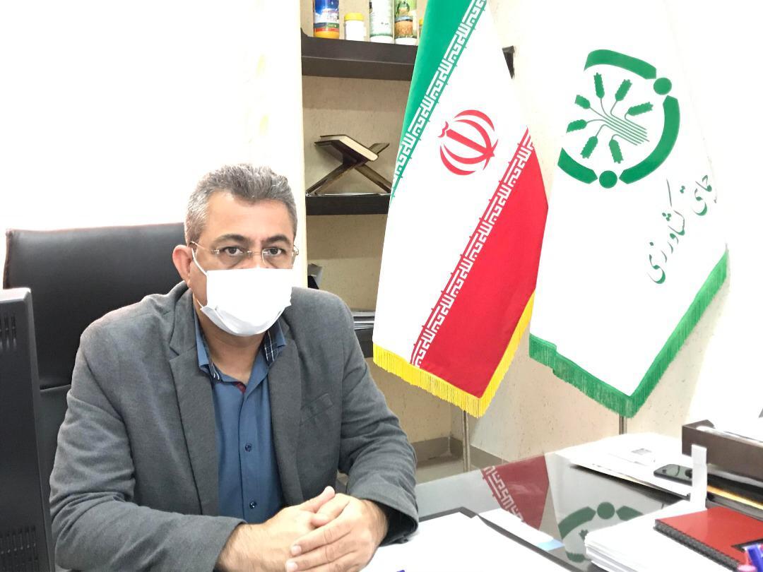 توزیع 3 هزار و 200 تن کودشیمیایی در استان