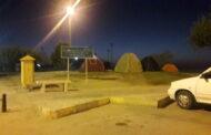 ورود مسافر و گردشگر به هرمزگان بدون هیچگونه نظارتی / نصب دهها چادر در بوستان ها و ساحل
