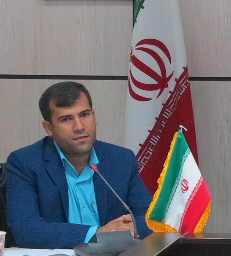 محمود عامری سیاهویی به عنوان رئیس دانشگاه پیام نور ابوموسی منصوب شد