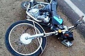 باز هم جاده سیاهو کشته داد/ تصادف موتور سیکلت با خودرو 405 در جاده سیاهو