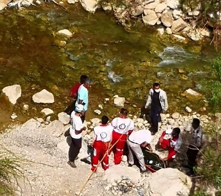۲جوان در رودخانه سیخوران سیاهو غرق شدند