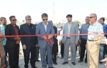 افتتاح 2مدرسه با هزینه 14 میلیارد و 700 میلیون ریال  در بندر خمیر /آغاز عملیات یک واحد آموزشی با اعتبار 12 میلیارد ریال