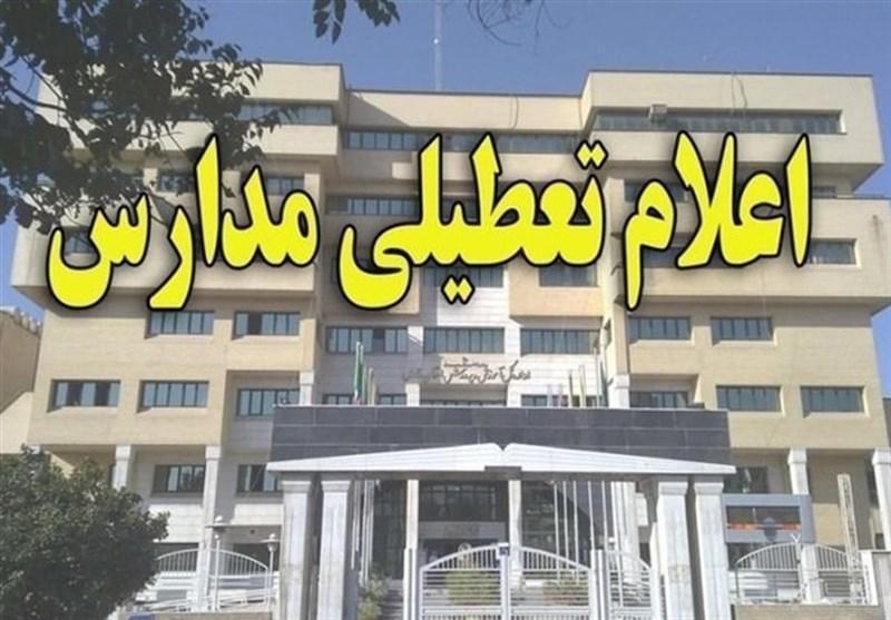 بارندگی مدارس 3 شهرستان سیستان و بلوچستان را به تعطیلی کشاند