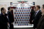 رونمایی از یادمان لالههای روشن در آموزش و پرورش کردستان
