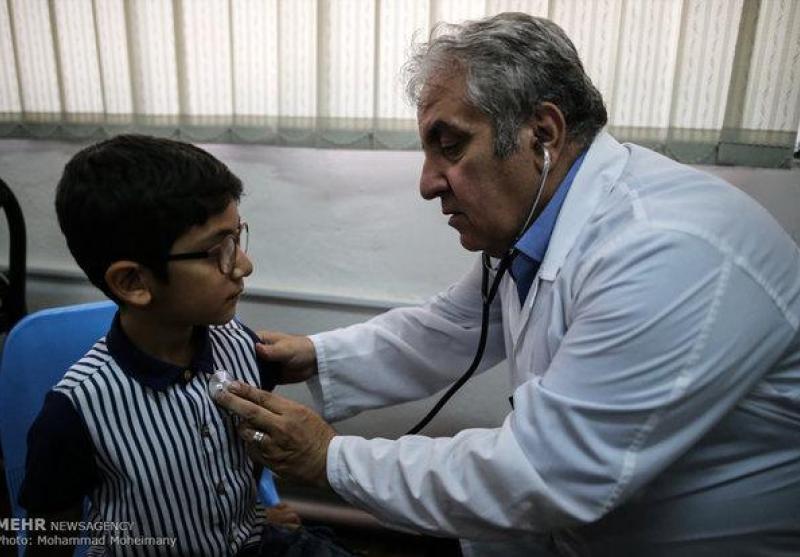 سلامت ۷۵ هزار نوآموز ورود به دبستان در خوزستان آغاز شد