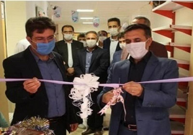 افتتاح کلاس درس تربیت بدنی در شهرستان کامیاران