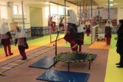 توزیع تجهیزات ورزشی در مدارس خراسان شمالی