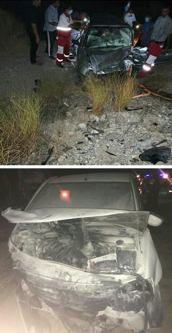 بد قولی مسئولین ، باعث تصادف در جاده سیاهو شد