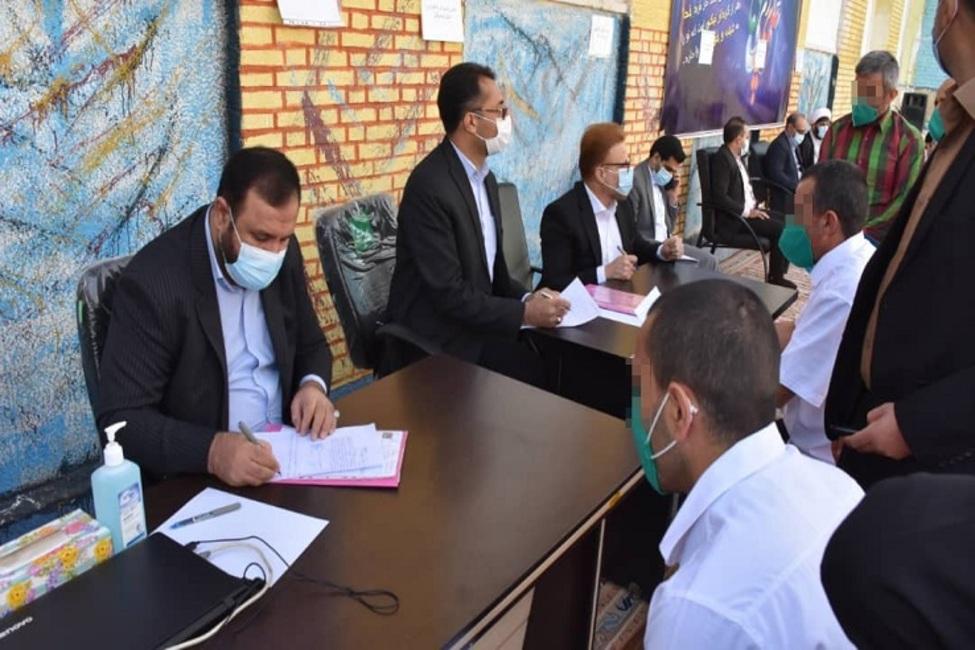 اعطای مرخصی به ۵۸۰۰ زندانی استان هرمزگان در سال گذشته