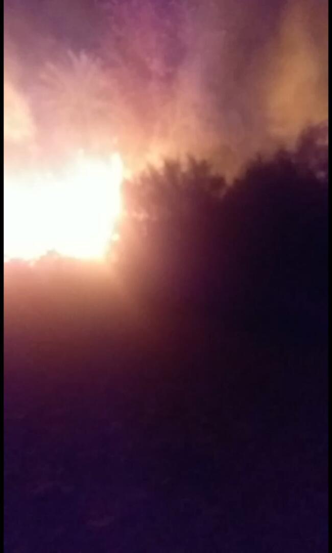 منطقه سیاهو و آتش سوزیهای مداوم  و البته جان و مال مردم که گویا ارزشی ندارد